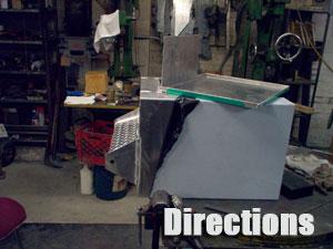 General Sheet Metal Works Inc Custom Metal Fabrication