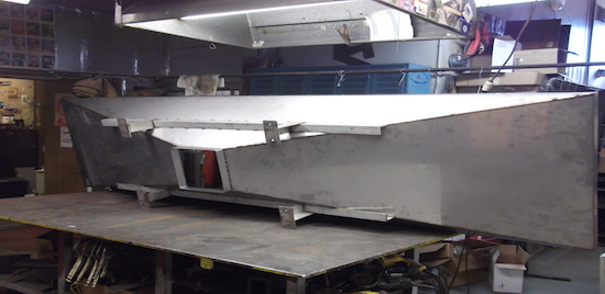 General Sheet Metal Works Inc Custom Metal Fabrication
